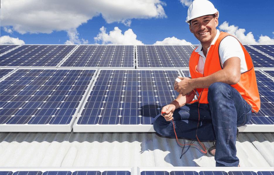 Ipari napelemes technológia