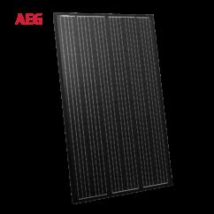 AEG AS-M605B Monokristályos napelem modul