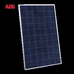 AEG AS-P605 Polikristályos napelem modul