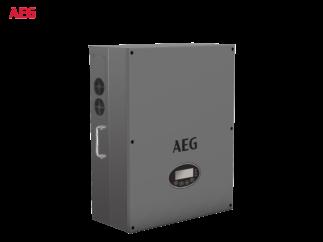 AEG háromfázisú inverter 20kW-30kW-ig AEG AS IC01-2