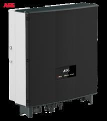 AEG egyfázisú inverter 4kW- 5kW-ig AEG AS-IR01-2