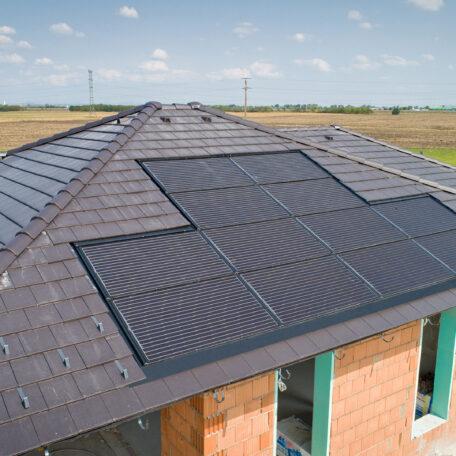 Reform tető Kistokajban