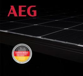 Szállítási szolgáltatás viszonteladóinknak az AEG szolártermékekhez