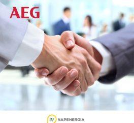 Legyen Ön is a német AEG szolártermékek viszonteladója