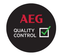 AEG Quality Control